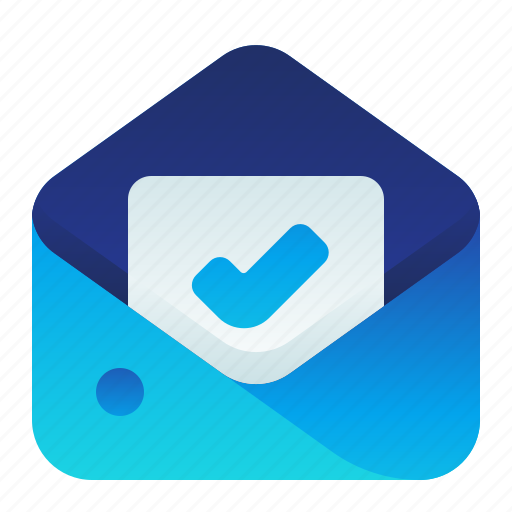 Employment, hired, letter, mail, message icon - Download on Iconfinder