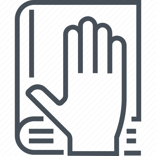 bible, book, court, court law, hand, honesty, promise icon
