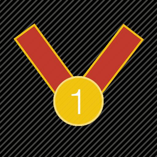 award, best, first, winner icon