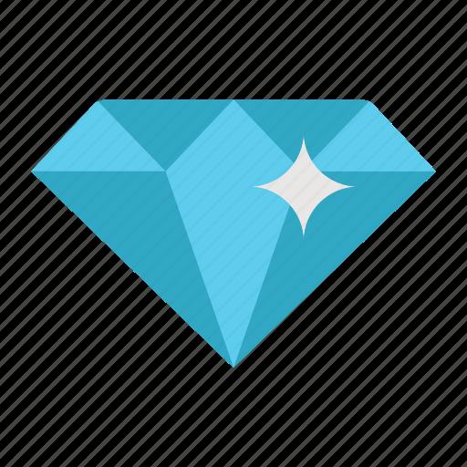 Diamond, gemstone, jewel, jewelry icon - Download on Iconfinder