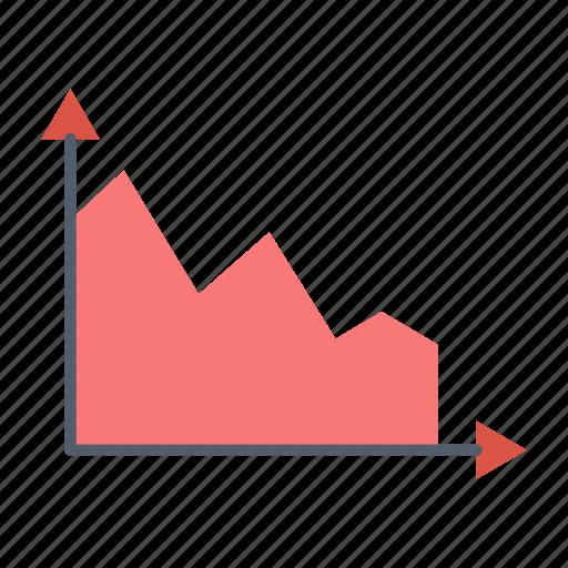 analytics, data, graph, statistics icon