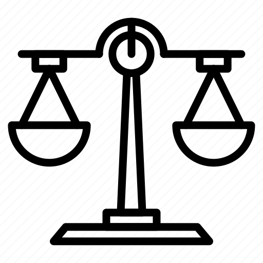 balance, decision, justice, law, legal, weight icon