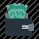 banking, money, payment, saving, wallet