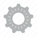 cog, gear, management, production, productivity icon