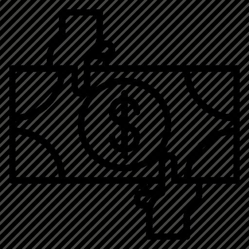 business, money, partner, plan, schedule icon