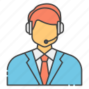 call center, csr, customer services, customer support, helpline icon