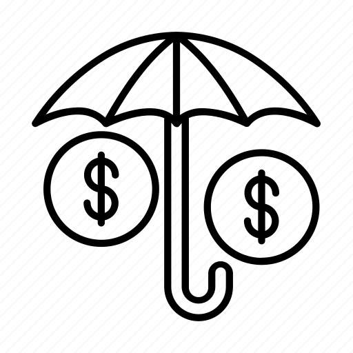 Business, cash, finance, money, umbrella, work icon - Download on Iconfinder