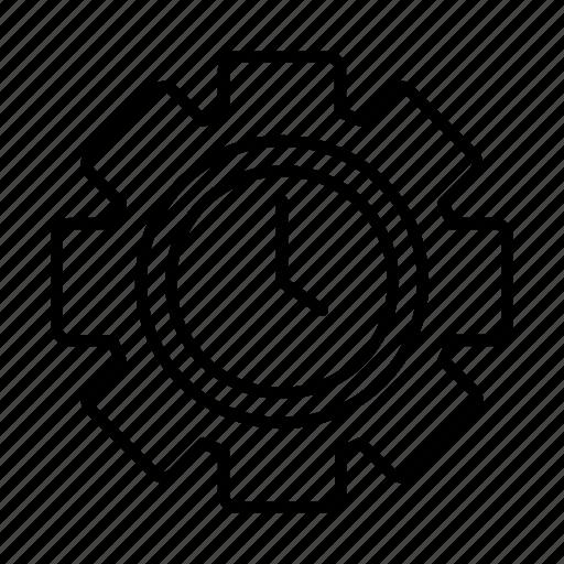 Business, cash, finance, managing, money, time, work icon - Download on Iconfinder