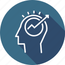 business, entrepreneurship, finance, idea, mind, strategy icon