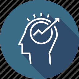 business, entrepreneurship, finance, idea, mind, strategy icon