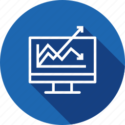 analysis, analytics, business, chart, graph, growth, statics icon