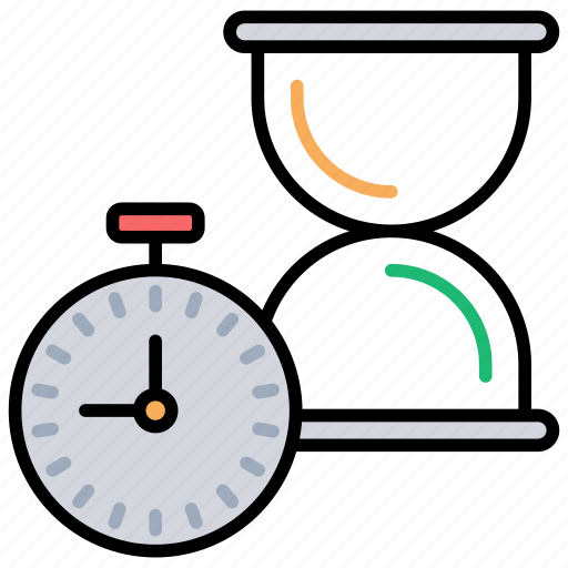 scheduling, task management, term payment, time management, timely installments icon