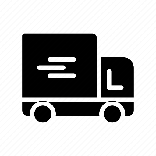 automobile, delivery, transport, truck, vehicle icon