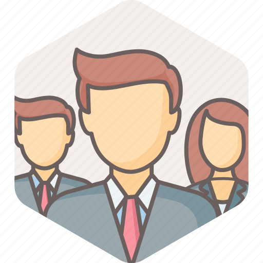 Managers, users, business, manager, people, profile, user icon - Download on Iconfinder