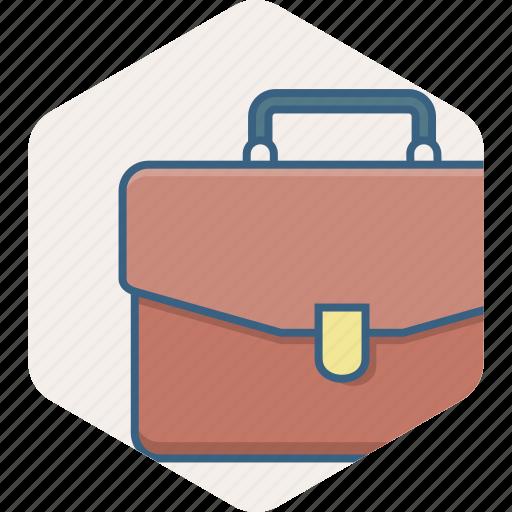 bag, briefcase, business, business case, office, portfolio icon