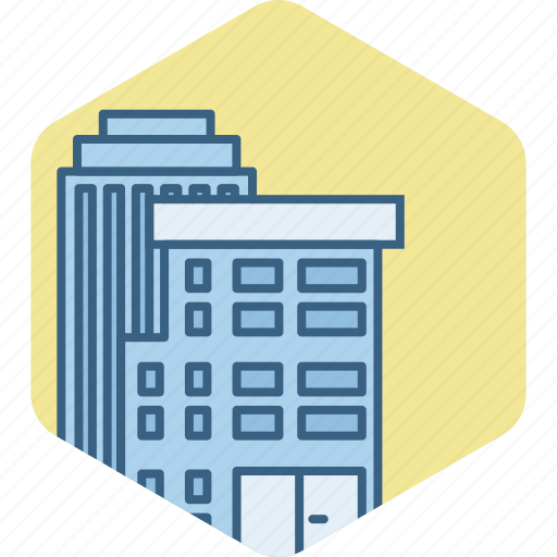 building, business, city, construction, estate, office, real estate icon