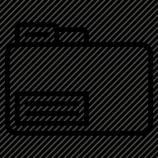 Archive, archive folder, business, business document, document, file folder, folder icon - Download on Iconfinder