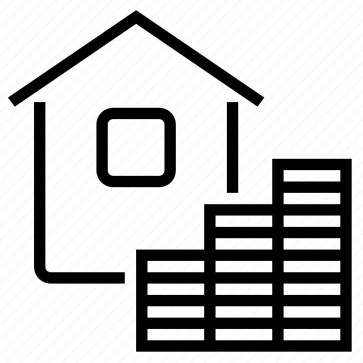 buy house, house price, mortgage, real estate, remortgage icon