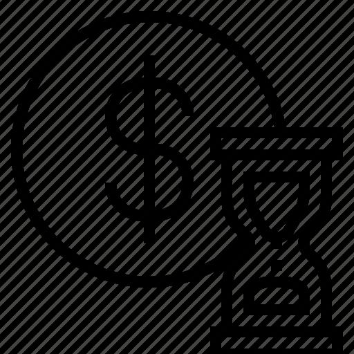 business, business optimization, currency, dollar, finance, marketing optimization icon