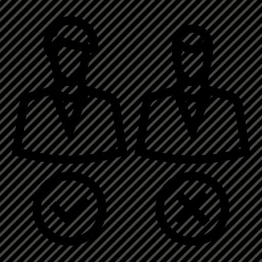 contracting, enrollment, hiring, recruiting, recruitment icon