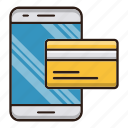 business, finance, online, payment icon