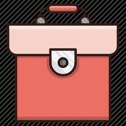 briefcase, business, finance, job icon