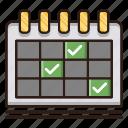 business, calendar, event, finance, planning