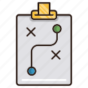 business, finance, plan, strategy icon