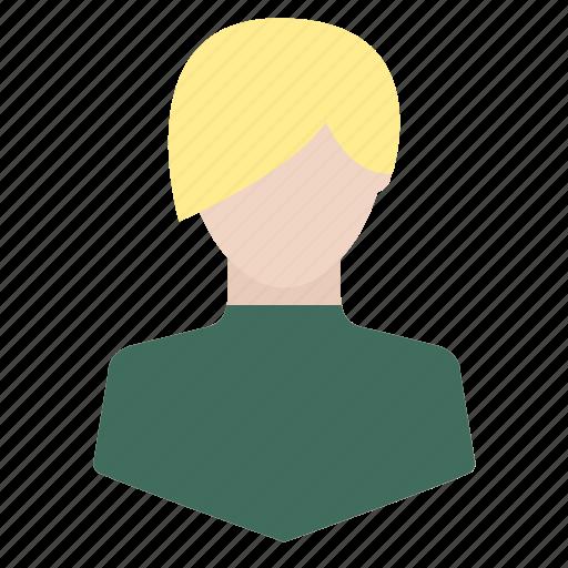 female, girl, programmer, stylist, system architect, user icon