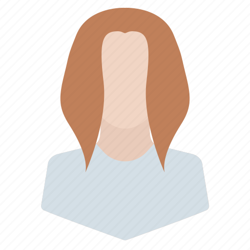 analyst, avatar, girl, lawyer, person, stakeholder, teacher icon