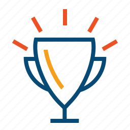 award, cup, grant, match, prize, results, triumph, trophy, victory, win, winner icon