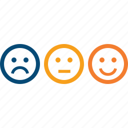 client, feedback, loyalty, mark, rank, recommendation, review, satisfaction, satisfied, smiles, survey icon