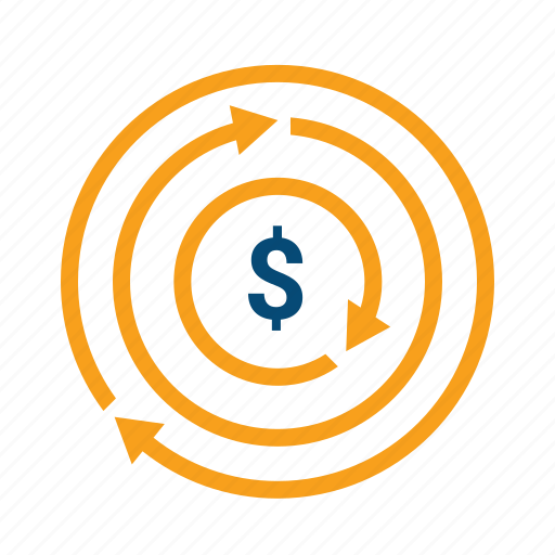auction, cash, earnings, invest, money, movement, profit, startup, transfer, turnover icon