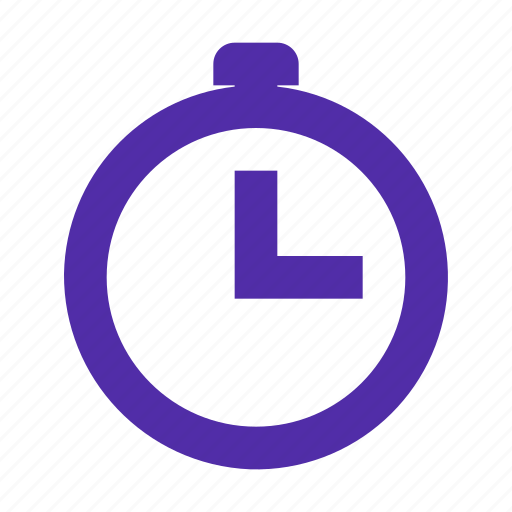 clock, minute, stopwatch, time, timer, watch icon