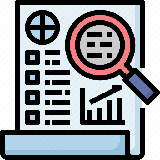 Business, chart, check, list, report, startistic icon - Download on Iconfinder
