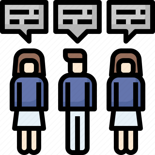 business, chat, communication, conversation, meeting, planning, talk icon