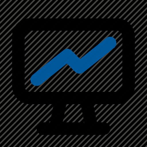 Business, graph, management, presentation icon - Download on Iconfinder