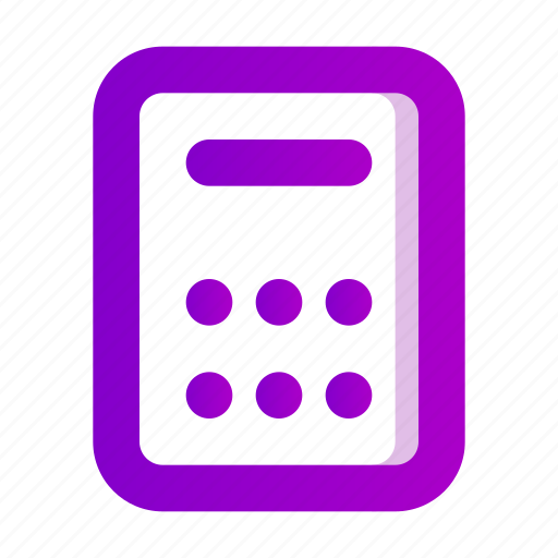 Business, calculator, finance, money icon - Download on Iconfinder