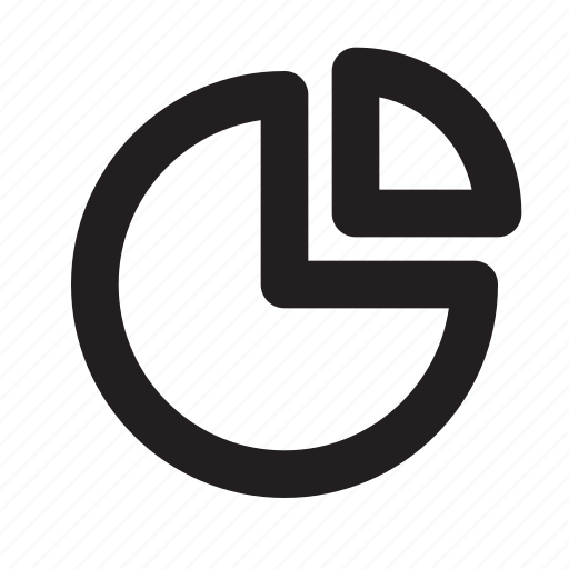 circle, diagram, oval icon