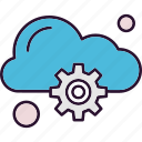 cloud, management, setting