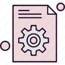 document, file, management