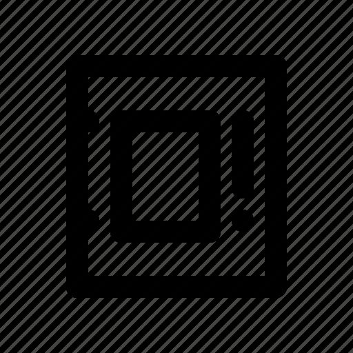 box, business, company, deposite, finance, management, work icon