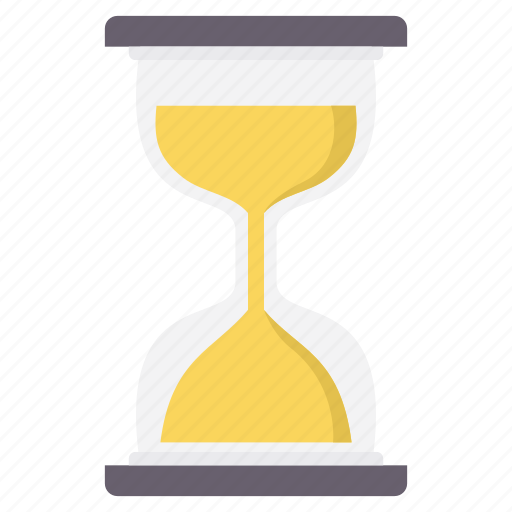 hourglass, load, loading, process, processing icon