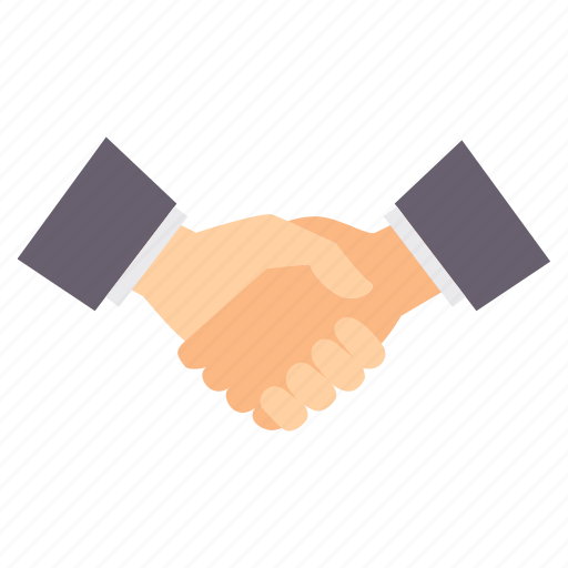 agreement, business, contract, deal, handshake, office, partnership icon