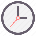 clock, business, hour, plan, schedule, time, wait icon