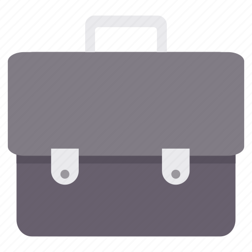 briefcase, business, case, folder, office, portfolio, work icon