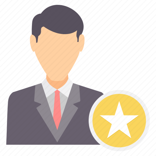 achievement, award, employee, favorite, favourite, rating, star icon