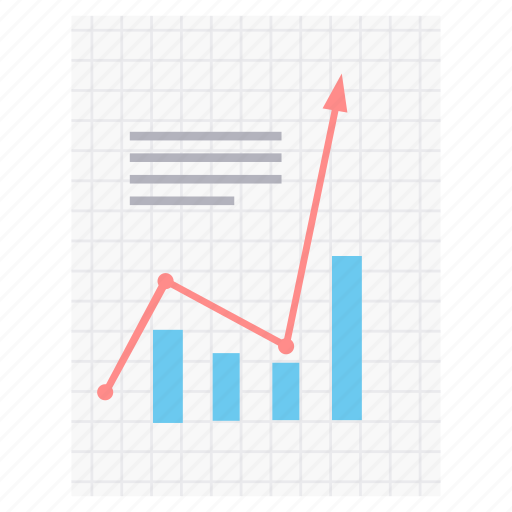 analytics, diagram, graph, growth, infographic, report, statistics icon