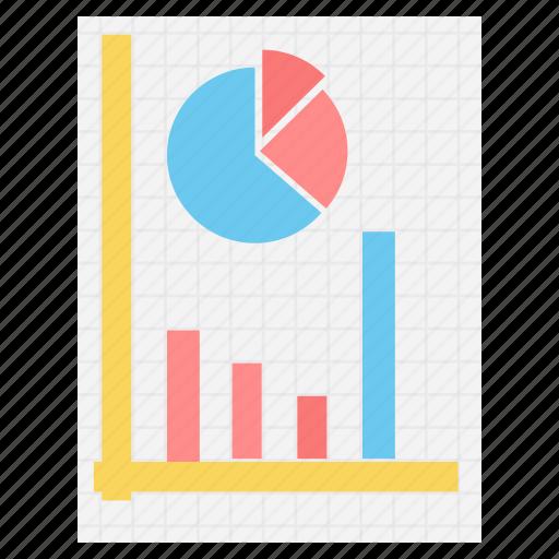 analytics, business, chart, diagram, finance, graph, statistics icon