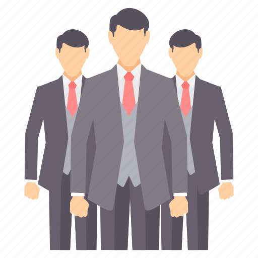 business, group, management, office, team, work icon